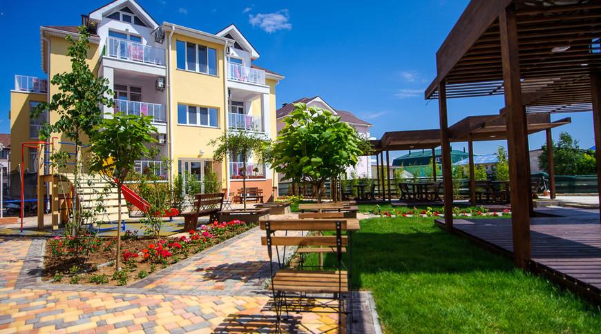 """Изображение гостевого дома """"Villa Corsica """" #5"""