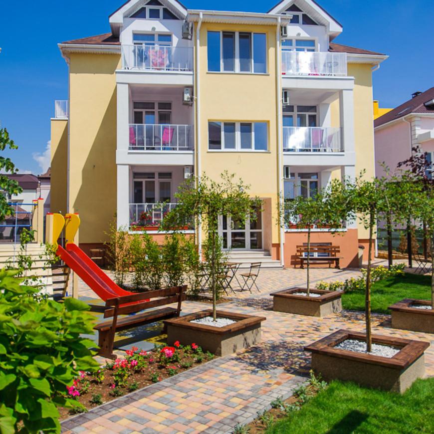 """Изображение гостевого дома """"Villa Corsica """" #6"""