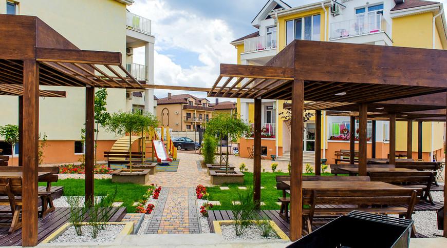 """Изображение гостевого дома """"Villa Corsica """" #9"""