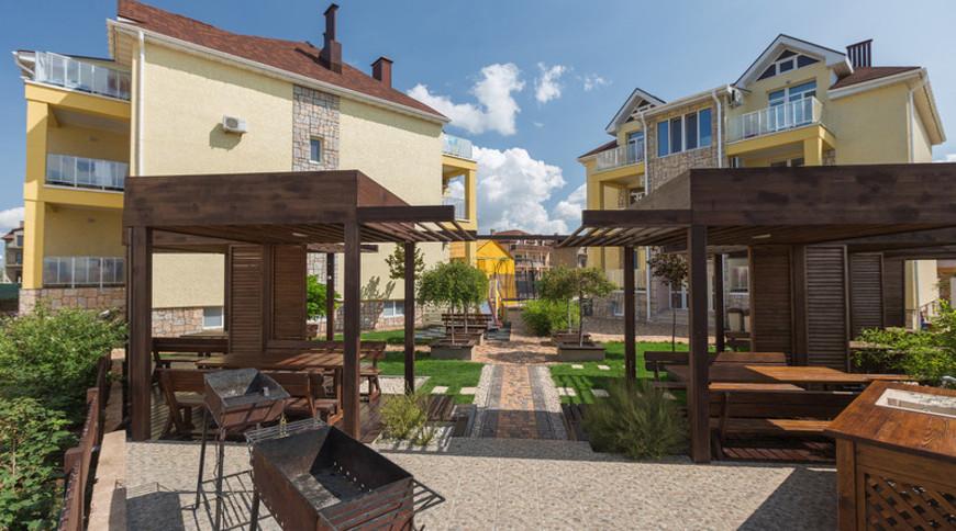 """Изображение гостевого дома """"Villa Corsica """" #11"""