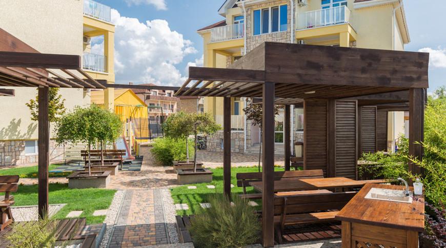 """Изображение гостевого дома """"Villa Corsica """" #12"""