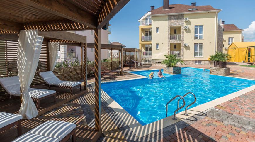 """Изображение гостевого дома """"Villa Corsica """" #7"""