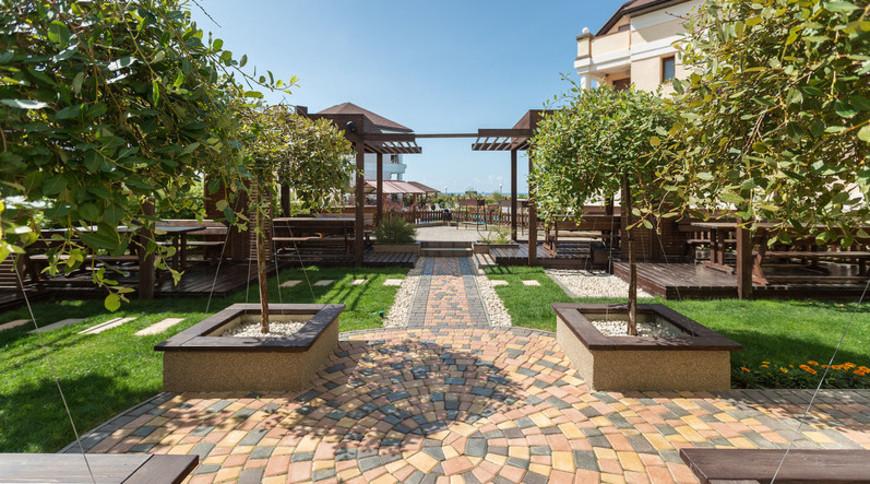 """Изображение гостевого дома """"Villa Corsica """" #10"""