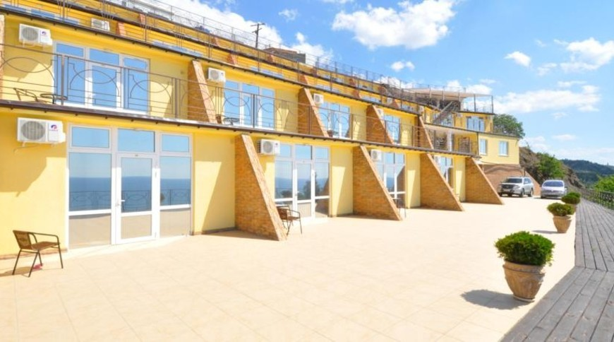 """Изображение отеля """"Панорама"""" #1"""