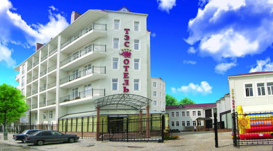 """Изображение отеля """"ТЭС"""" #1"""