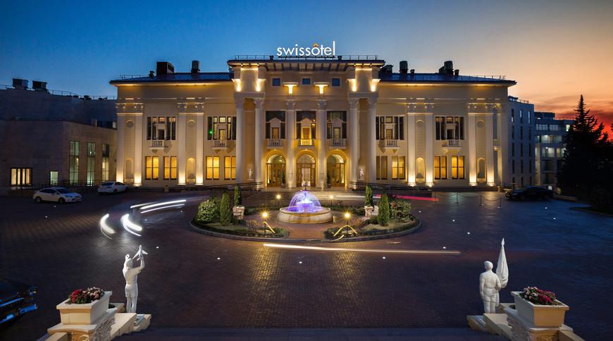 """Изображение отеля """"Swissotel Resort Сочи Камелия"""" #1"""