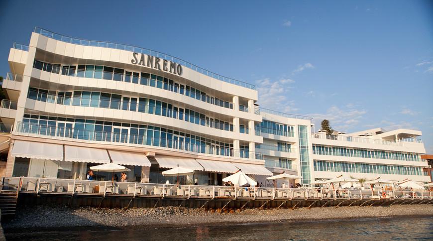"Изображение отеля ""Hotel SANREMO by UNDERSUN"" #1"