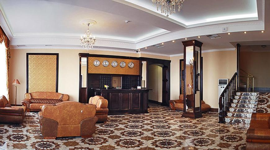 """Изображение отеля """"Barton Park"""" #9"""