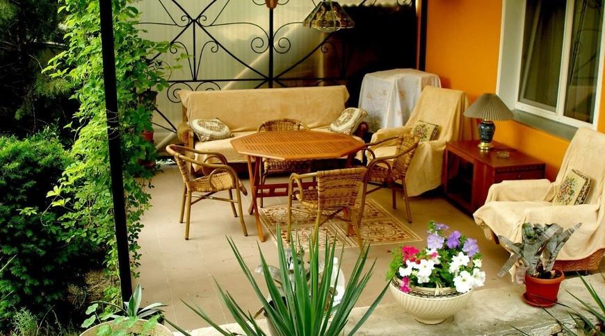 """Изображение гостевого дома """"Мальвина"""" #1"""