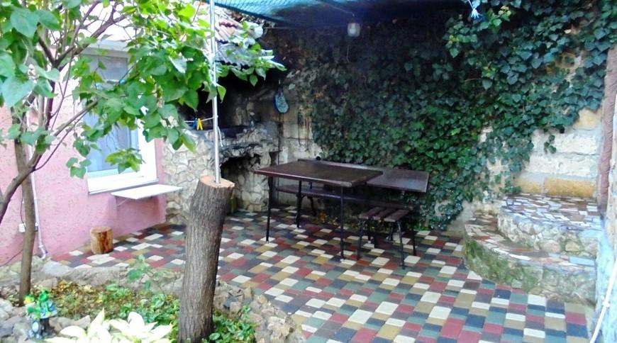 """Изображение частного дома """"Домик для семейного отдыха на 2-4 человека в Феодосии."""" #10"""
