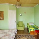 """Изображение частного дома """"Двухкомнатный домик с террасой на 3-7 человек в Феодосии."""" #44"""