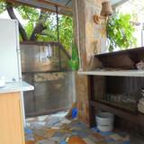 """Изображение частного дома """"Двухкомнатный домик с террасой на 3-7 человек в Феодосии."""" #38"""