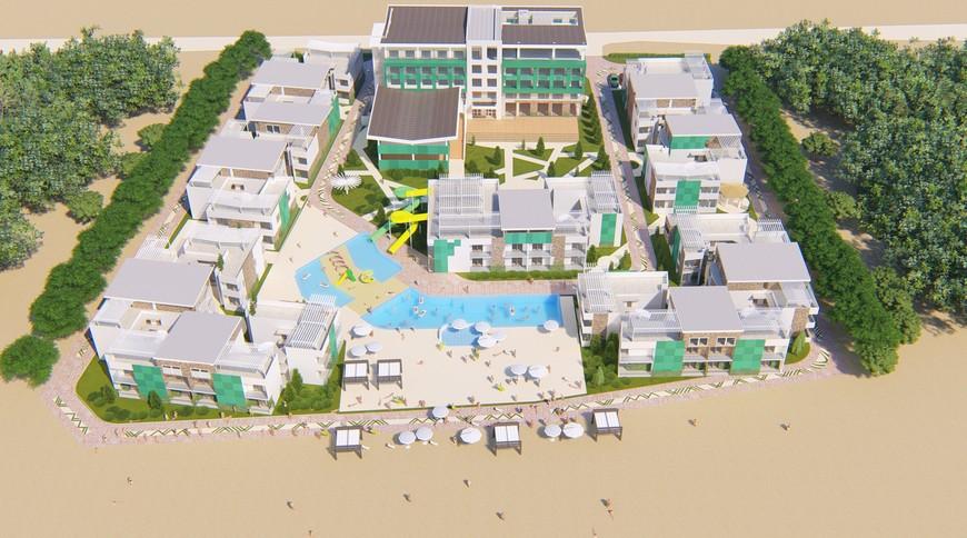 """Изображение отеля """"AURUM FAMILY RESORT&SPA 4* ALL INCLUSIVE """" #3"""
