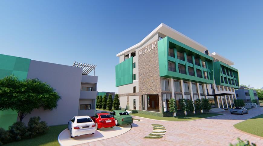 """Изображение отеля """"Aurum Family Resort & Spa"""" #1"""