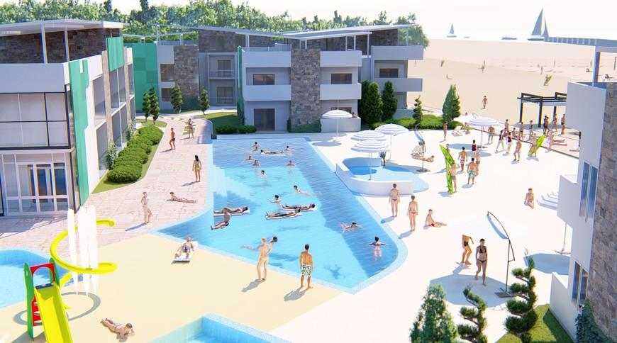 """Изображение отеля """"AURUM FAMILY RESORT&SPA 4* ALL INCLUSIVE """" #5"""