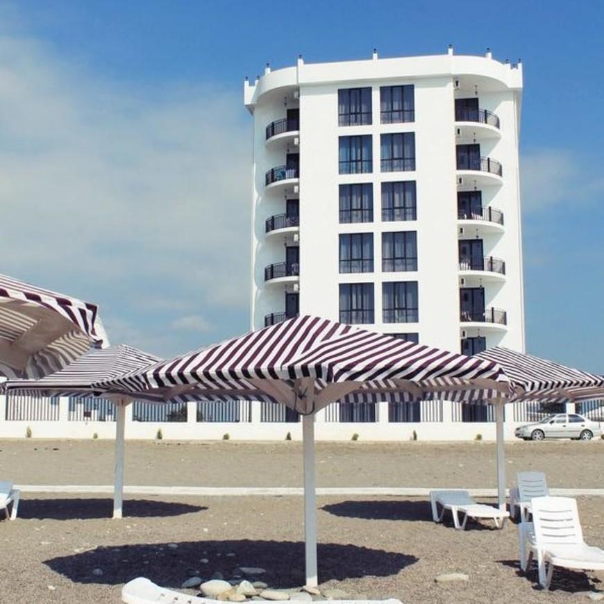 """Изображение гостиницы """"Гостиница Paradise Beach"""" #1"""