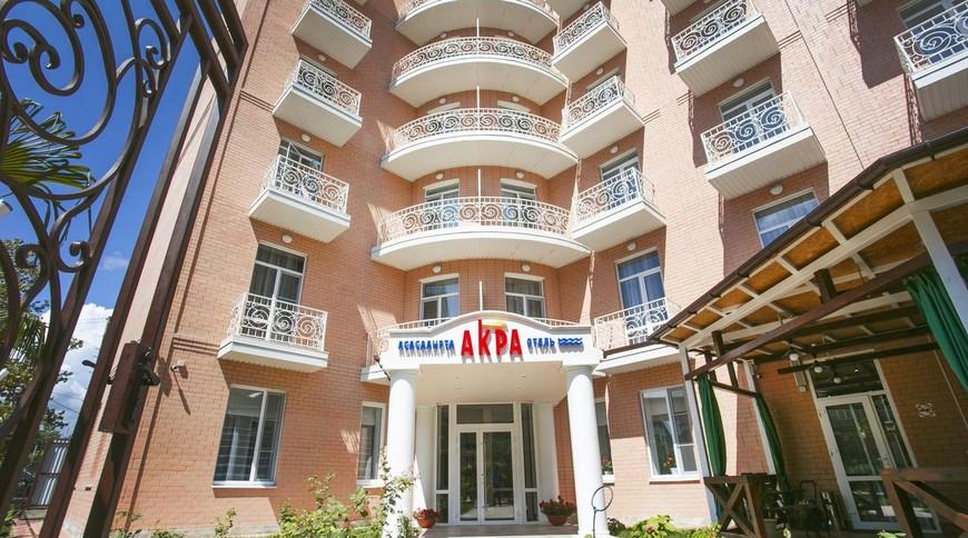 """Изображение отеля """"АКРА"""" #1"""