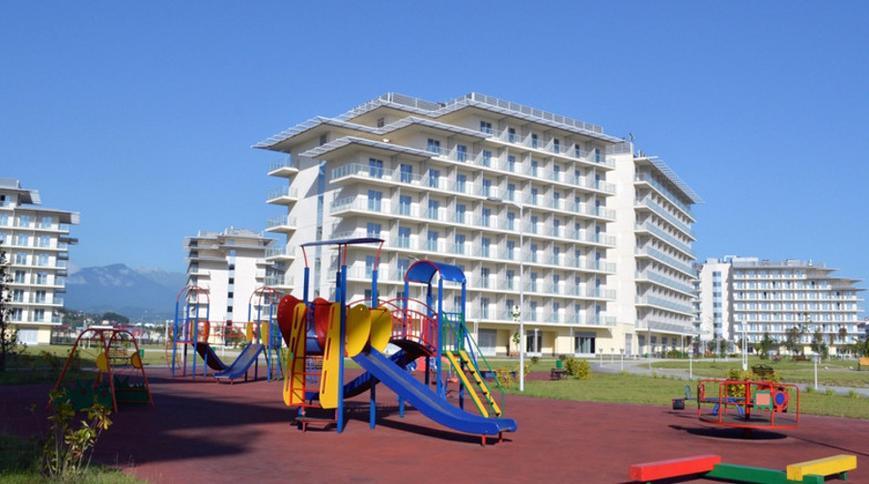 """Изображение отеля """"Сочи Парк"""" #3"""