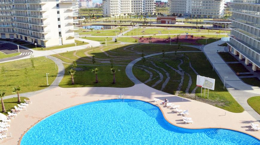 """Изображение отеля """"Сочи Парк"""" #4"""