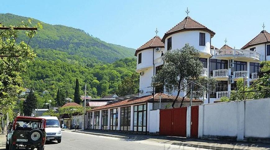 """Изображение отеля """"Абхазия """" #1"""