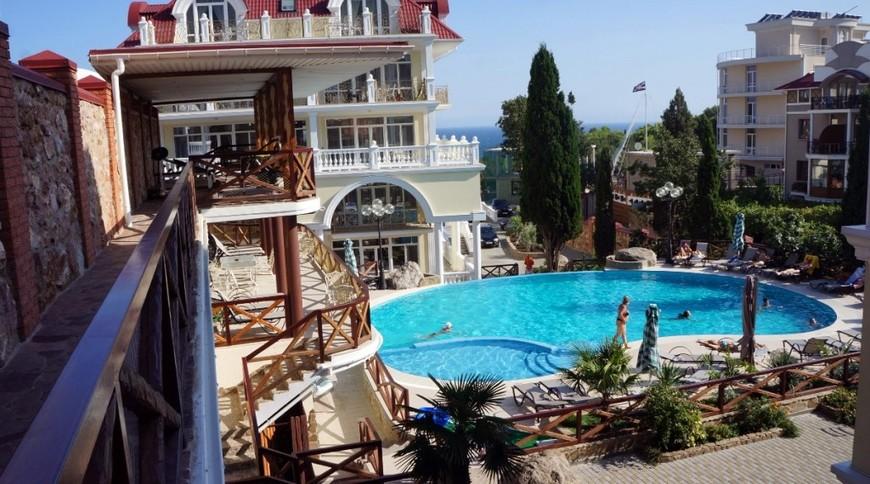 """Изображение отеля """"Александрия"""" #4"""