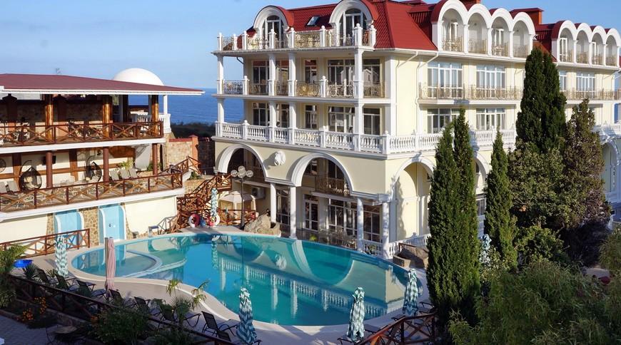 """Изображение отеля """"Александрия"""" #1"""