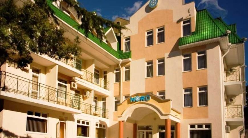 """Изображение отеля """"NORD"""" #1"""