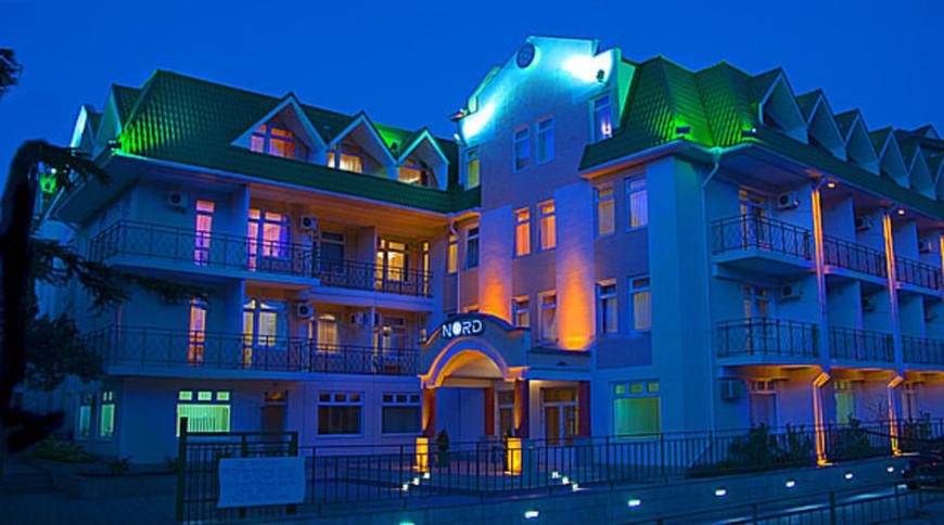 """Изображение отеля """"NORD"""" #2"""