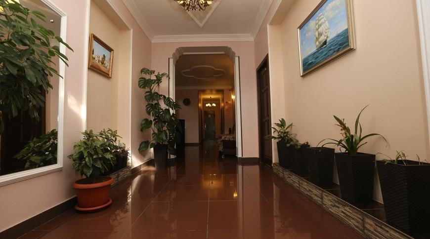 """Изображение отеля """"Калипсо"""" #1"""