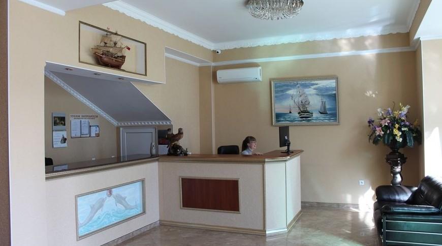 """Изображение отеля """"Адмирал"""" #3"""