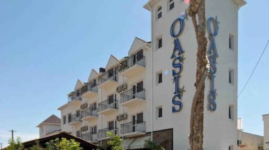 """Изображение отеля """"Оазис"""" #1"""