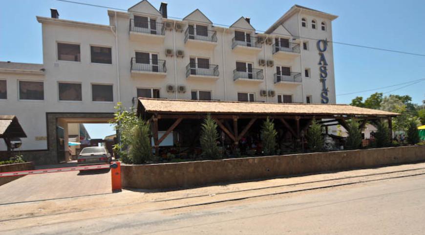 """Изображение отеля """"Оазис"""" #2"""