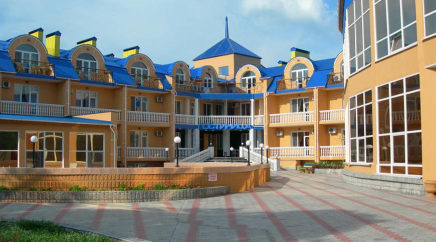 """Изображение отеля """"Юлиана"""" #1"""