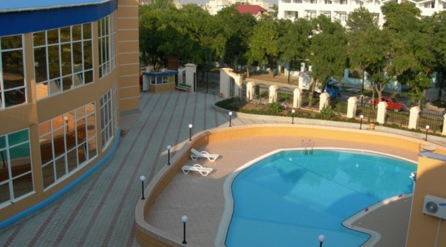 """Изображение отеля """"Юлиана"""" #4"""