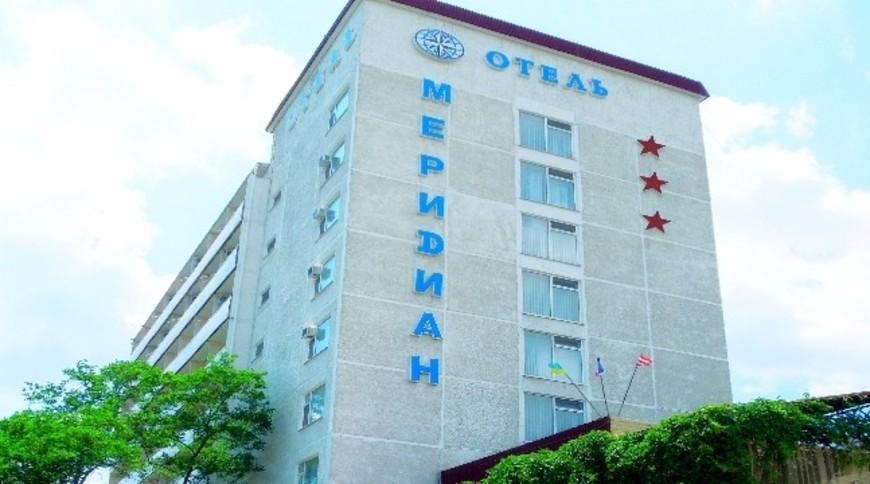 """Изображение отеля """"Меридиан"""" #1"""