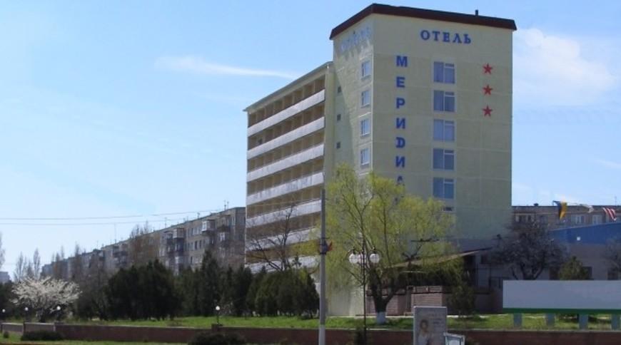 """Изображение отеля """"Меридиан"""" #3"""