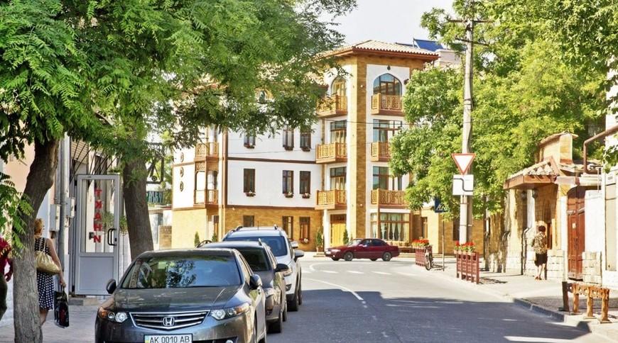 """Изображение отеля """"Джеваль"""" #3"""