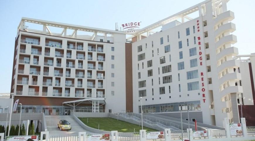 """Изображение отеля """"Bridge Resort"""" #1"""