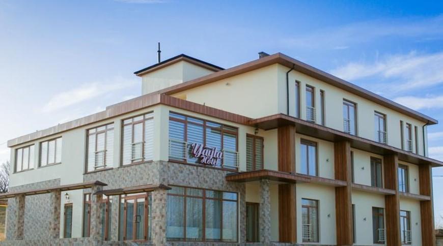 """Изображение отеля """"Яйла"""" #1"""