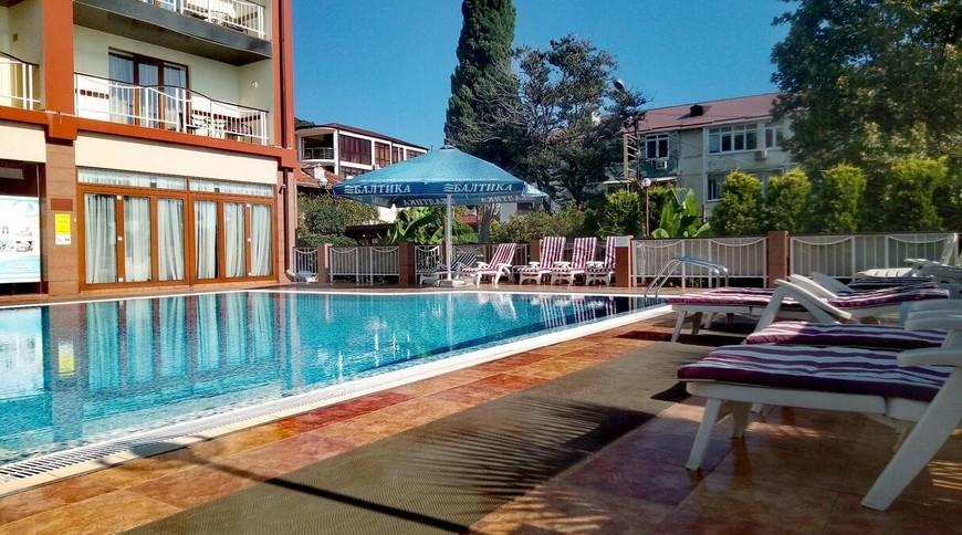"""Изображение отеля """"Alex Resort & Spa Hotel"""" #1"""