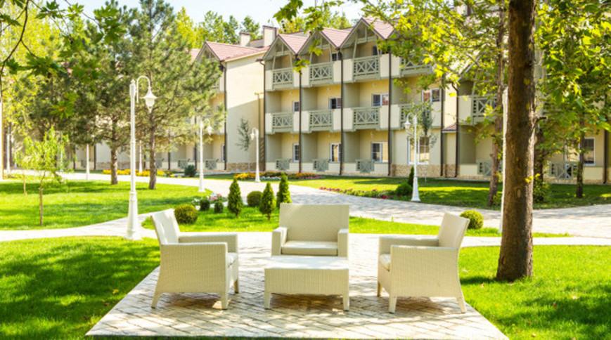 """Изображение отеля """"Hotel & SPA «Dovil»"""" #2"""