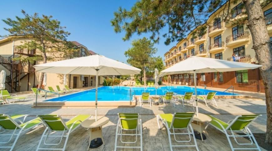 """Изображение отеля """"Hotel & SPA «Dovil»"""" #7"""