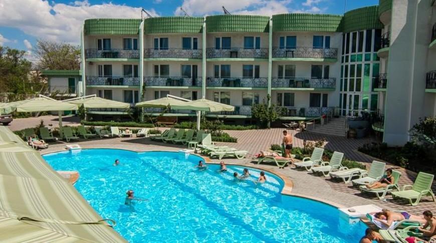 """Изображение отеля """"Лиана"""" #2"""