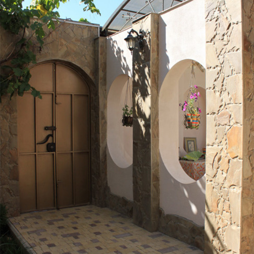 "Изображение гостевого дома ""У Cтарого Абрикоса"" #1"
