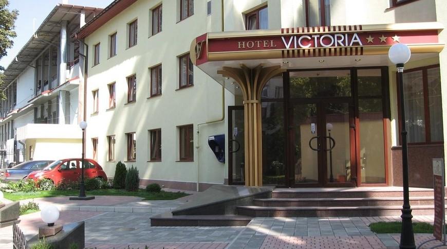 """Изображение отеля """"Виктория"""" #1"""