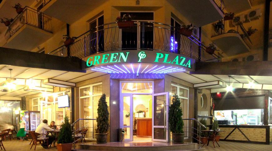 """Изображение гостиницы """"Green Plaza"""" #4"""