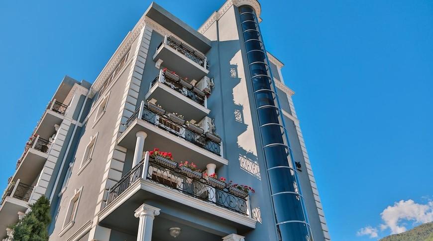 """Изображение отеля """"Boutique Hotel Apsuana Rose"""" #1"""