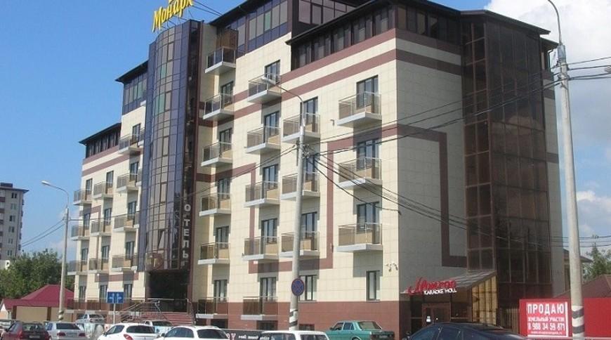 """Изображение отеля """"Монарх"""" #1"""