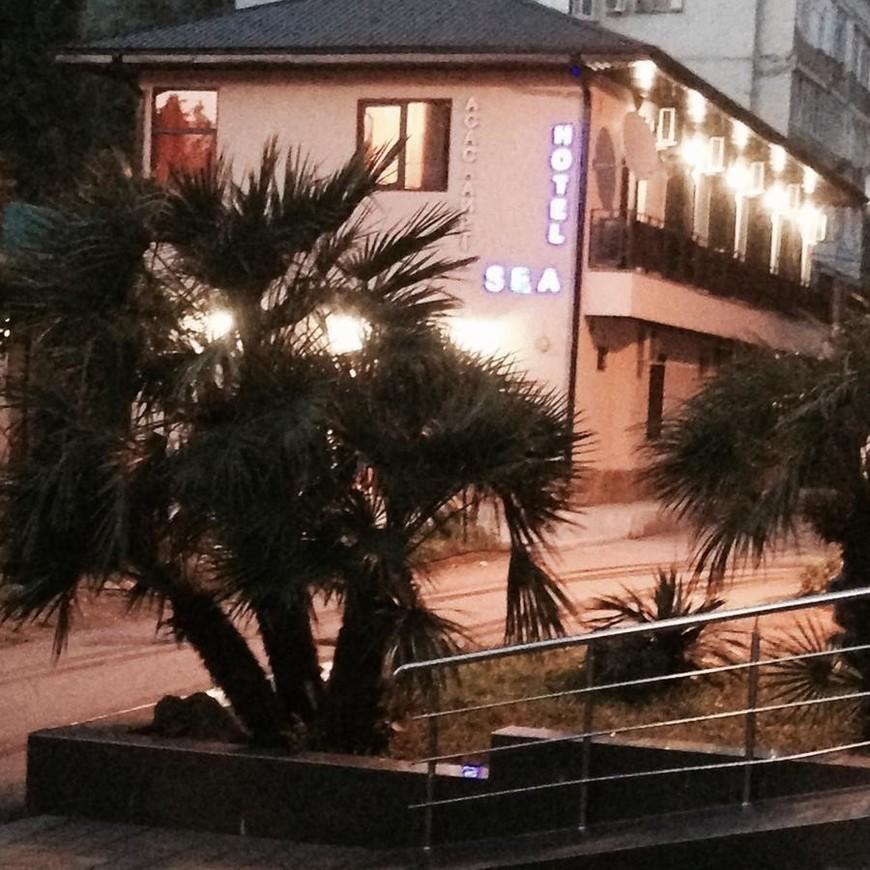 """Изображение отеля """"Sea"""" #1"""