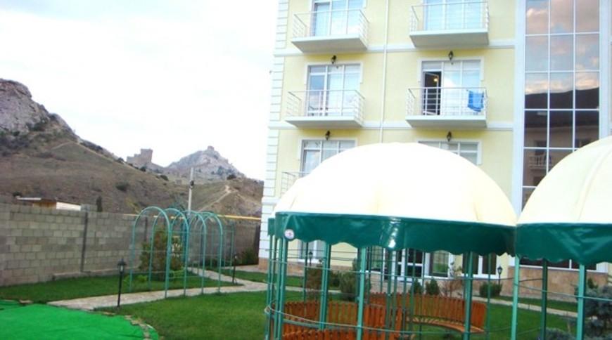 """Изображение отеля """"Парадиз"""" #4"""